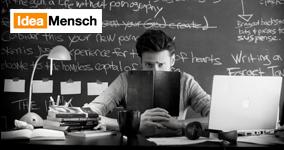 Idea Mensch Interview